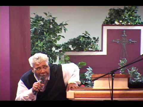 REV. RANCE ALLEN AT THE TEMPLE OF PRAISE, INPLS. IN  NOV 17 '09