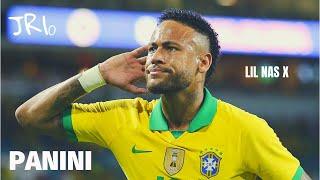 Neymar Jr -Lil Nas X -Panini- Insane Skills amp Goals 2019 HD