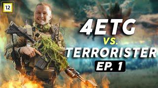 4ETG og Herman Flesvig bekjemper terrorister med Telemark Bataljon DEL 1