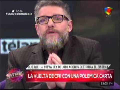 Durísimo cruce de Luis Majul a Carlos Polimeni: Es un analfabeto político