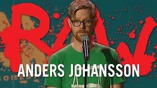 Nettos spionfågel - Anders Johansson | RAW COMEDY
