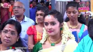 Repeat youtube video Wedding of Actress Shalu Menon and actor Saji G Nair | 2016