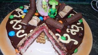 """Торт """"БАУНТИ""""  CAKE Bounty"""