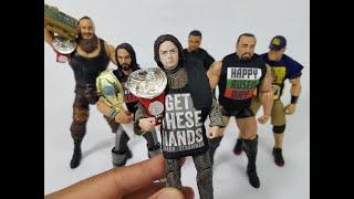 NEW WWE CUSTOM HAULS FOR WWE FIGURES! NICHOLAS, ROLLINS + MORE!
