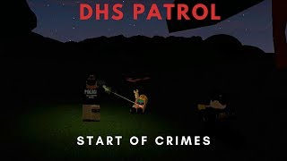 ROBLOX | Firestone DHS: How fast citizen turns into Criminal