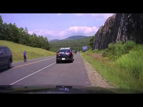 Police Tribute - Frontline - Pillar