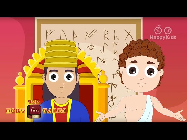 The Writing On The Wall - Bible Stories For Children