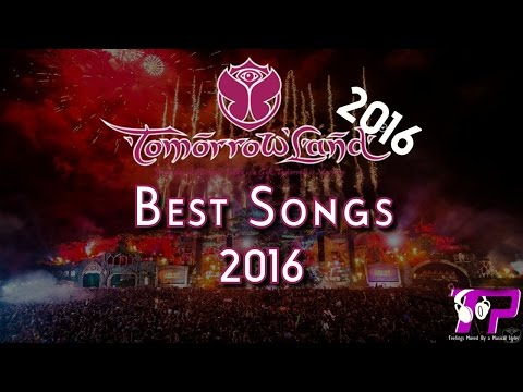 BEST SONG OF TOMORROWLAND 2016 | BELGIUM | PART 1