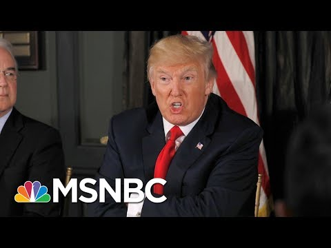 House Passes Reauthorization Of FISA Despite President Trump's Interjection | Velshi & Ruhle | MSNBC