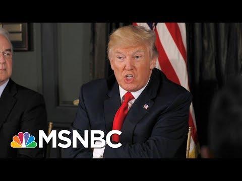 House Passes Reauthorization Of FISA Despite President Trump's Interjection | Velshi & Ruhle | MSNBC