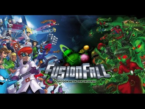 Fusion Fall Wallpaper Hd Fusionfall Heroes Gameplay Video Youtube