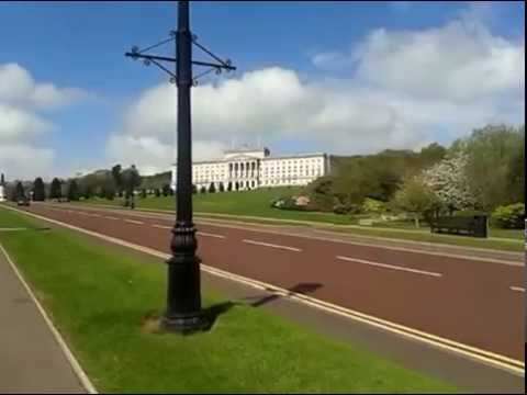 STORMONT PARLIAMENT BUILDINGS Guided Tour