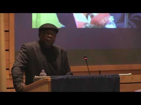 Africa Week Lecture by Professor James Ogude