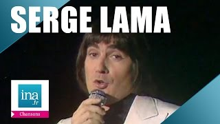 "Serge Lama ""Le chanteur"" (live officiel) 