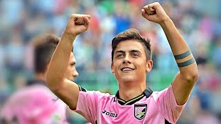 The match that made Juventus fall in love with Paulo Dybala at 18 y.o.