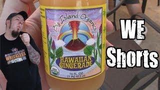 We Shorts - Hawaiian Gingerade & Enterex Kidz