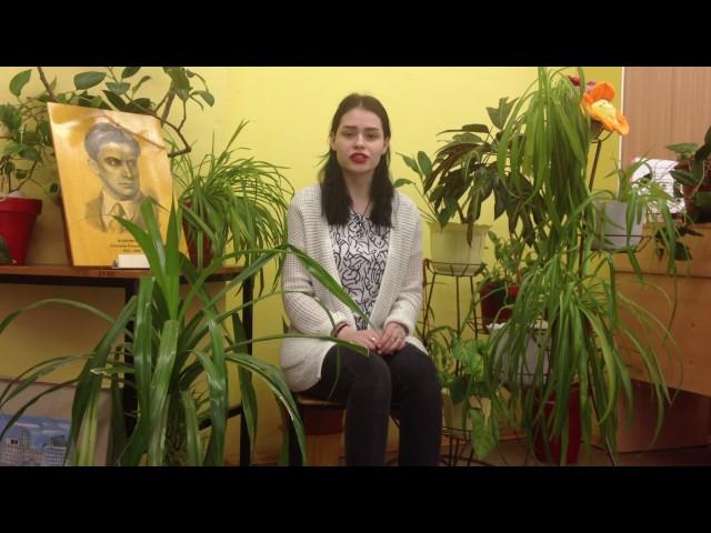Изображение предпросмотра прочтения – СветланаКузнецова читает произведение «Лиличка! (Вместо письма)» В.В.Маяковского