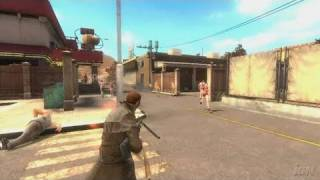 Postal III Xbox 360 Gameplay - Gun & Badger (HD - No