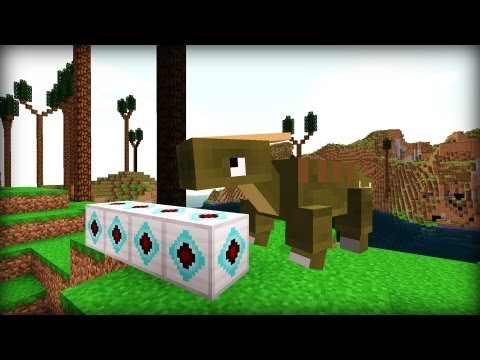 Minecraft TIME TRAVELLER MOD