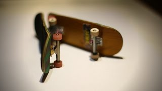 BEST FINGERBOARD WHEELS OF ALL TIME!? (Joycult 70D VS Oak RV2V)