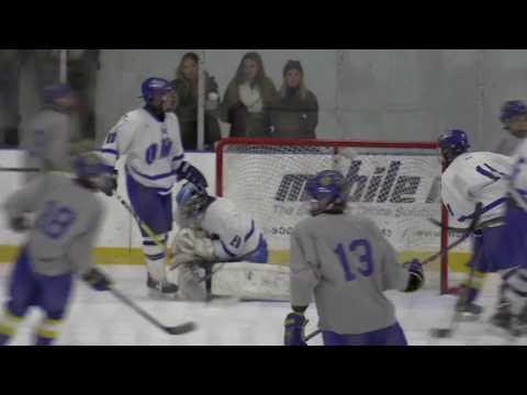 Oswego Bucs vs. West Genesee Wildcats Pre-season hockey game 2017