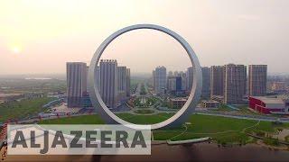 China's spending spree slowing economy