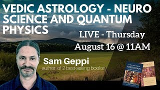 Quantum Vedic Astrology - The Mind, Karma and Vedic Astrology thumbnail