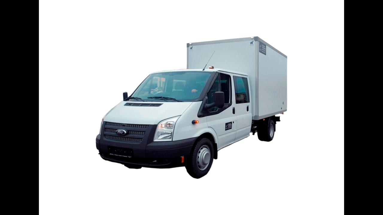 Форд Транзит грузовой фургон с задней пневмоподвеской