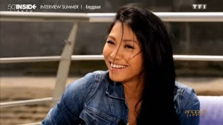 Anggun - Summer Interview with Christophe Beaugrand #50MinutesInside 8/8/15