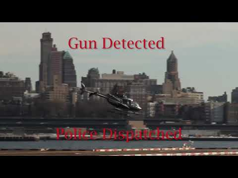Gun Detection System Demo Software Using AI To Detect Weapons
