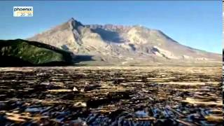 Der Vulkan leb t- Mount St. Helens