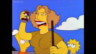 The Simpsons - Oh no! Bette Midler!
