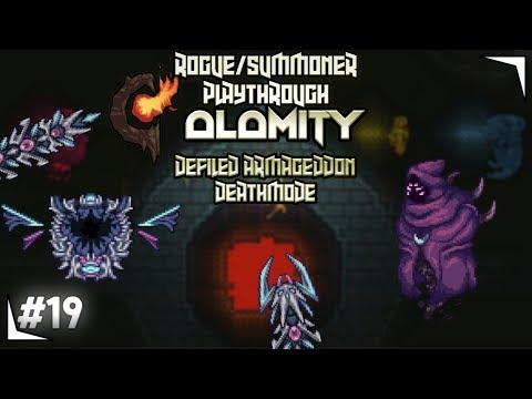 Скачать Calamity DAD Mode (Rogue/Summoner) - Episode 19: Sentient Sentinels  - смотреть онлайн - Видео