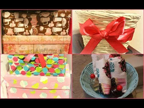 diy-home-decor---decorative-boxes-&-baskets