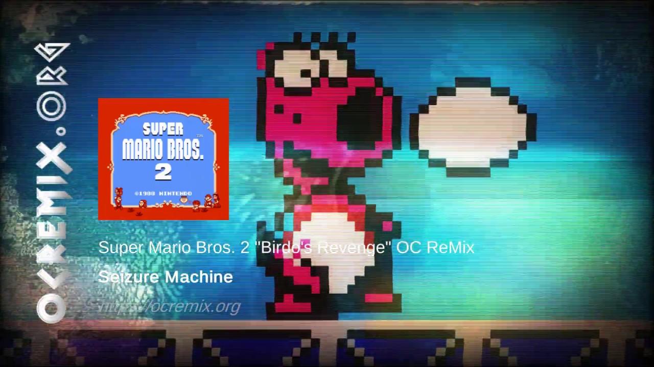 Super Mario Bros 2 Oc Remix By Seizure Machine Birdo S Revenge
