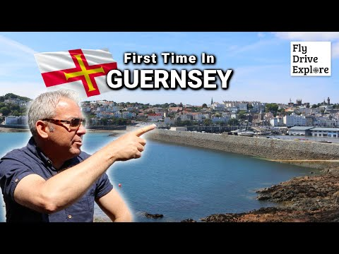 Guernsey In The Channel Islands - Sun, Sea And German Bunkers