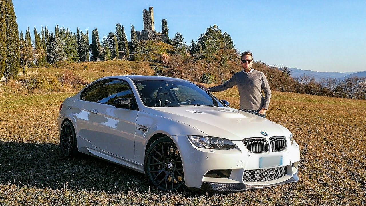 Bmw M3 E92 Dkg Driven Better Than The Manual Sub Eng Youtube
