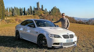 BMW M3 E92 DKG Driven - Better than the Manual? [Sub ENG]
