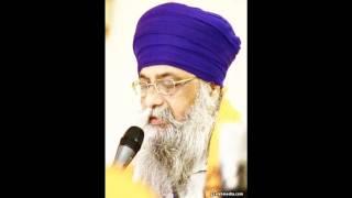Giani Thakur Singh Ji. Salok Mahala Nauva