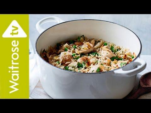 Cinnamon And Lemon Chicken Pilaf | Waitrose