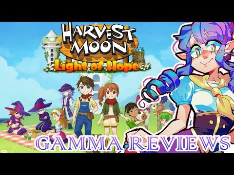 Harvest Moon Light of Hope Review (PC/Switch/PS4) Nothing but Despair   Gamma Review