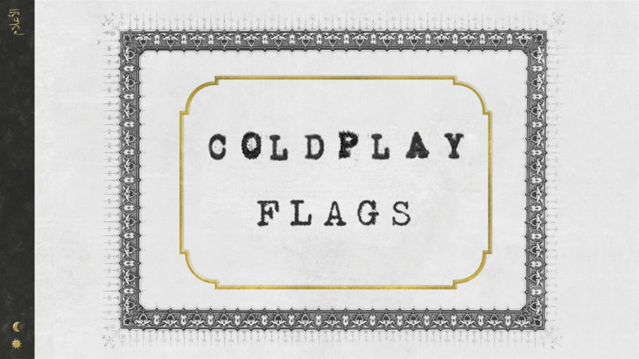 VIDEOCLIP: Coldplay - Flags