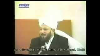 Friday Sermon 11 January 1985