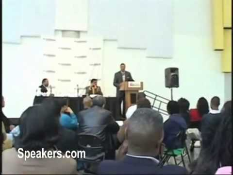 Judge Greg Mathis on Urban Issues
