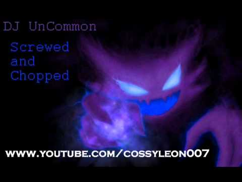 Who You Think I Am (Screwed and Chopped) - DJ UnCommon (MF Doom)