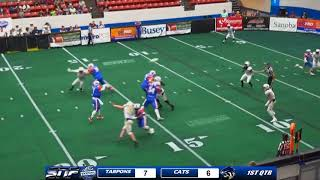 Quint Lester Aal American Arena League Football Highlights