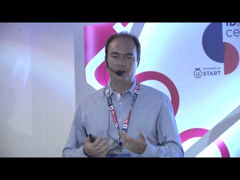 IDCEE 2014: Stephane Kasriel (Senior Vice President, Product and ...