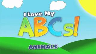 ABC Song from I Love My ABC
