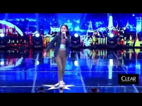 Love The Way You Lie [Cover อลิสา จณิน โวลต์ มันน์]  Thailand's Got Talent 2016