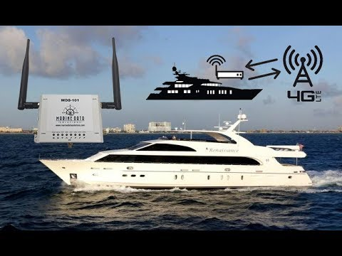SUPERYACHT COMMUNICATIONS with Concord Marine Electronics